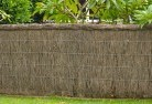 Fish Creek Thatched fencing 4