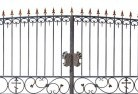 Fish Creek Wrought iron fencing 10