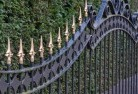 Fish Creek Wrought iron fencing 11