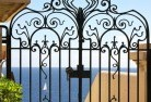Fish Creek Wrought iron fencing 13