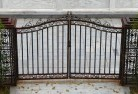 Fish Creek Wrought iron fencing 14
