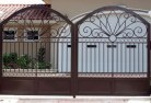 Fish Creek Wrought iron fencing 2