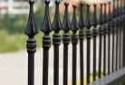 Fish Creek Wrought iron fencing 8
